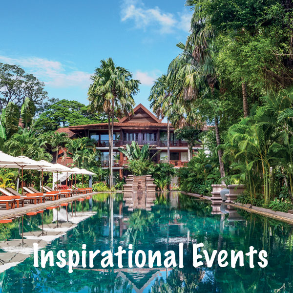 inspirational events